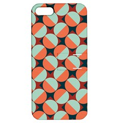 Modernist Geometric Tiles Apple Iphone 5 Hardshell Case With Stand by DanaeStudio
