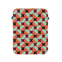 Modernist Geometric Tiles Apple Ipad 2/3/4 Protective Soft Cases by DanaeStudio
