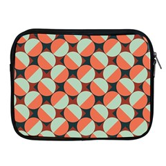 Modernist Geometric Tiles Apple Ipad 2/3/4 Zipper Cases by DanaeStudio