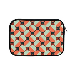Modernist Geometric Tiles Apple Ipad Mini Zipper Cases by DanaeStudio