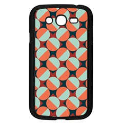 Modernist Geometric Tiles Samsung Galaxy Grand DUOS I9082 Case (Black)