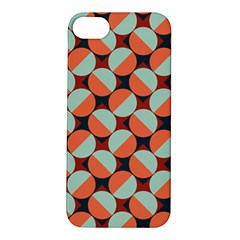 Modernist Geometric Tiles Apple Iphone 5s/ Se Hardshell Case by DanaeStudio