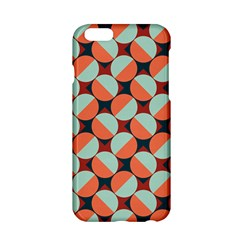 Modernist Geometric Tiles Apple Iphone 6/6s Hardshell Case by DanaeStudio