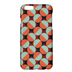 Modernist Geometric Tiles Apple Iphone 6 Plus/6s Plus Hardshell Case by DanaeStudio