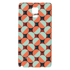 Modernist Geometric Tiles Galaxy Note 4 Back Case