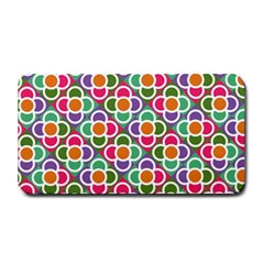 Modernist Floral Tiles Medium Bar Mats