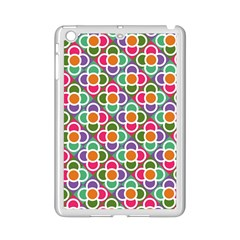 Modernist Floral Tiles iPad Mini 2 Enamel Coated Cases