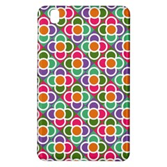 Modernist Floral Tiles Samsung Galaxy Tab Pro 8 4 Hardshell Case