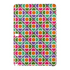 Modernist Floral Tiles Samsung Galaxy Tab Pro 12 2 Hardshell Case