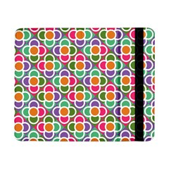 Modernist Floral Tiles Samsung Galaxy Tab Pro 8 4  Flip Case