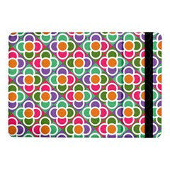 Modernist Floral Tiles Samsung Galaxy Tab Pro 10 1  Flip Case