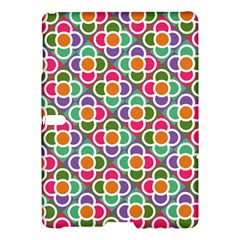 Modernist Floral Tiles Samsung Galaxy Tab S (10 5 ) Hardshell Case