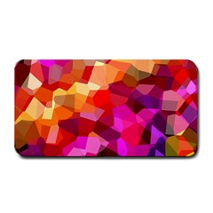 Geometric Fall Pattern Medium Bar Mats