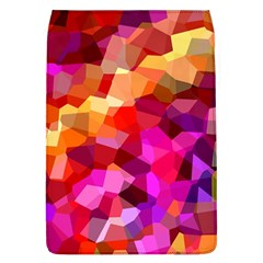 Geometric Fall Pattern Flap Covers (l)  by DanaeStudio