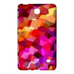 Geometric Fall Pattern Samsung Galaxy Tab 4 (7 ) Hardshell Case