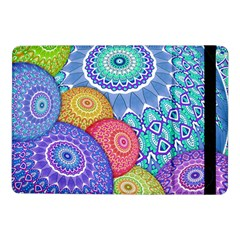 India Ornaments Mandala Balls Multicolored Samsung Galaxy Tab Pro 10 1  Flip Case by EDDArt