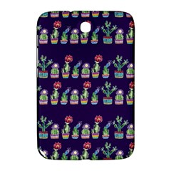 Cute Cactus Blossom Samsung Galaxy Note 8 0 N5100 Hardshell Case  by DanaeStudio
