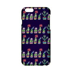 Cute Cactus Blossom Apple Iphone 6/6s Hardshell Case