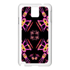Alphabet Shirtjhjervbret (2)fv Samsung Galaxy Note 3 N9005 Case (white) by MRTACPANS
