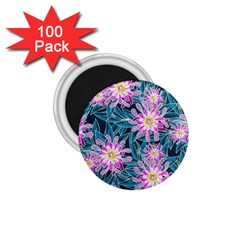 Whimsical Garden 1 75  Magnets (100 Pack)  by DanaeStudio