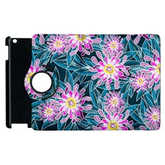 Whimsical Garden Apple Ipad 3/4 Flip 360 Case by DanaeStudio