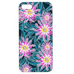Whimsical Garden Apple Iphone 5 Hardshell Case With Stand by DanaeStudio