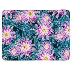 Whimsical Garden Samsung Galaxy Tab 7  P1000 Flip Case by DanaeStudio