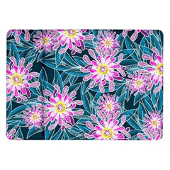 Whimsical Garden Samsung Galaxy Tab 10 1  P7500 Flip Case by DanaeStudio