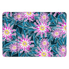 Whimsical Garden Samsung Galaxy Tab 8 9  P7300 Flip Case by DanaeStudio