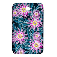 Whimsical Garden Samsung Galaxy Tab 3 (7 ) P3200 Hardshell Case  by DanaeStudio