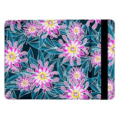 Whimsical Garden Samsung Galaxy Tab Pro 12 2  Flip Case by DanaeStudio