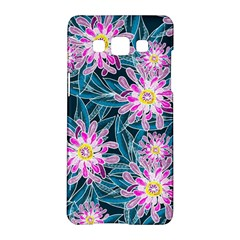 Whimsical Garden Samsung Galaxy A5 Hardshell Case  by DanaeStudio