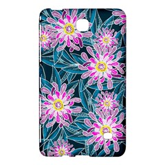 Whimsical Garden Samsung Galaxy Tab 4 (7 ) Hardshell Case  by DanaeStudio