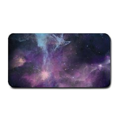 Blue Galaxy  Medium Bar Mats by DanaeStudio