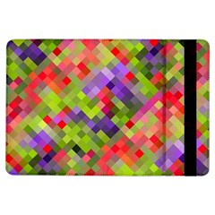 Colorful Mosaic Ipad Air Flip by DanaeStudio