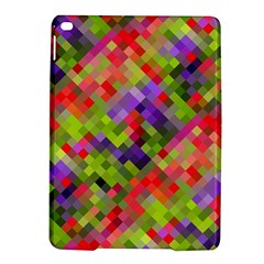 Colorful Mosaic Ipad Air 2 Hardshell Cases by DanaeStudio