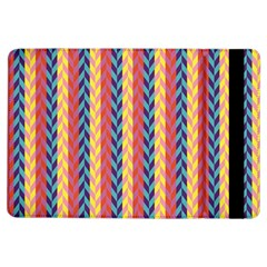 Colorful Chevron Retro Pattern Ipad Air Flip by DanaeStudio