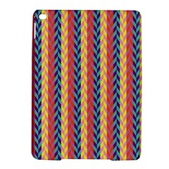 Colorful Chevron Retro Pattern Ipad Air 2 Hardshell Cases by DanaeStudio
