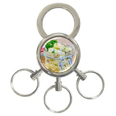 1 Kartoffelsalat Einmachglas 2 3 Ring Key Chains by wsfcow