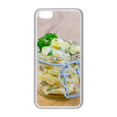 1 Kartoffelsalat Einmachglas 2 Apple Iphone 5c Seamless Case (white)