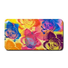 Pop Art Roses Medium Bar Mats