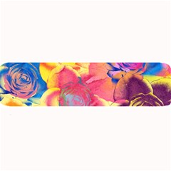 Pop Art Roses Large Bar Mats by DanaeStudio