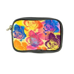 Pop Art Roses Coin Purse