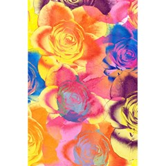 Pop Art Roses 5.5  x 8.5  Notebooks