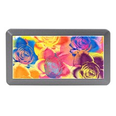 Pop Art Roses Memory Card Reader (Mini)