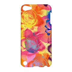 Pop Art Roses Apple iPod Touch 5 Hardshell Case