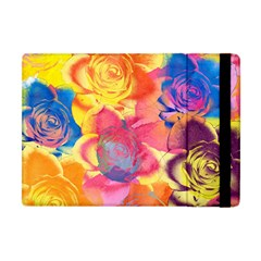 Pop Art Roses Apple iPad Mini Flip Case