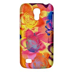 Pop Art Roses Galaxy S4 Mini by DanaeStudio