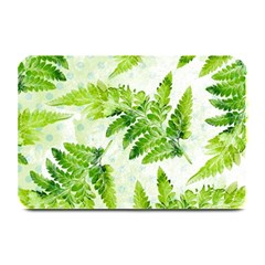 Fern Leaves Plate Mats by DanaeStudio