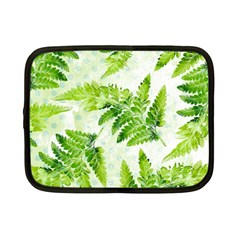Fern Leaves Netbook Case (small)